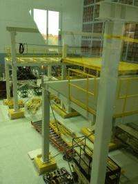Assembly stand completed for NASA's Webb Telescope flight optics
