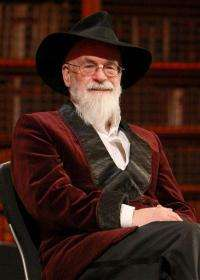 Author Terry Pratchett defends right-to-die film (AP)