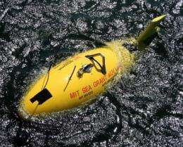 AUVs: From idea to implementation