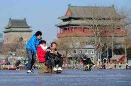 Beijing had 274 days of
