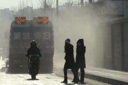 Beijing launches action plan to fight pollution