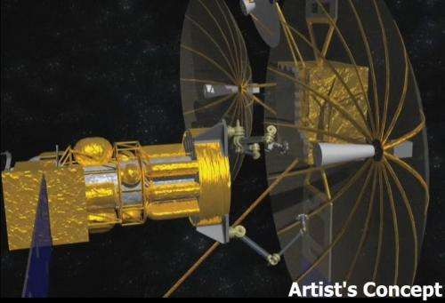 Bringing satellites out of retirement -The DARPA phoenix program