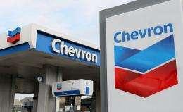 Chevron said it had shut down a pipeline in the Gulf of Mexico to investigate a
