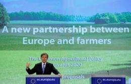 Ciolos said the reforms would put Europe's 12mn farms on the road to
