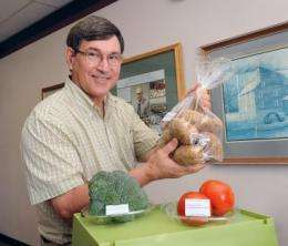 Consumers willing to pay premium for healthier genetically modified foods: ISU study