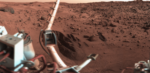 Could Curiosity determine if viking found life on Mars?