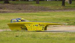 Countdown: America's No. 1 solar car ready to race the world