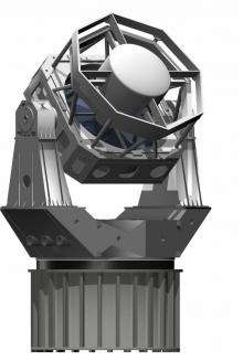 DARPA unveils new telescope to protect satellites from space debris