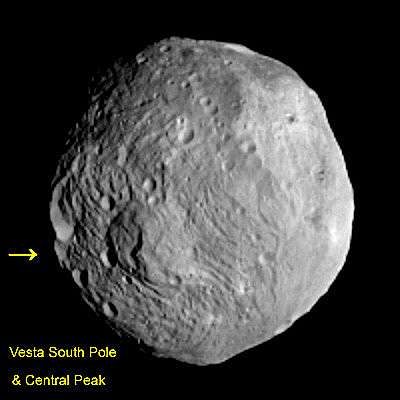 Dawn exceeds wildest expectations as first ever spacecraft to orbit a protoplanet - Vesta