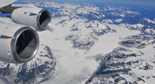 DC-8 flying lab validates laser instruments