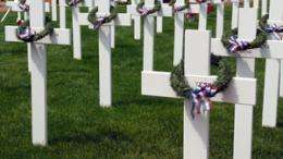 Death tolls spur pro-war stance, study finds