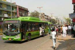 Delhi air quality regulations improve respiratory health