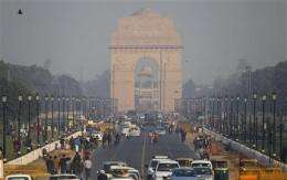 Delhi's air as dirty as ever despite some reforms (AP)
