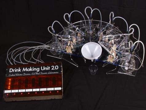 Drink-Making Unit 2.0