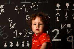 Early math skills predict later academic success