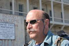 'Fly Man' researches pesky pests on Alcatraz