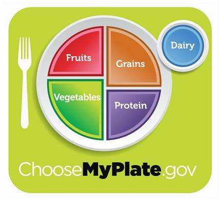 Food pyramid out, 'My Plate' in for healthy eating (AP)