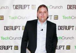 Founder and co-editor of TechCrunch Michael Arrington, pictured in May