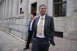 Gates back on stand in Utah in $1B antitrust trial (AP)