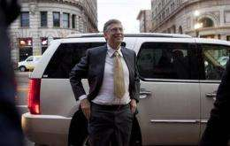 Gates testifies in $1B lawsuit against Microsoft (AP)