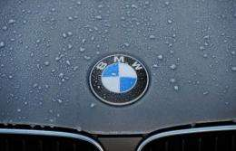 German auto giant BMW plans to build four wind turbines to power its Leipzig factory