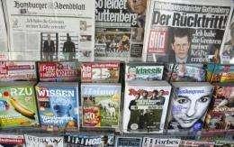 German media publications in Berlin