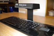 Germ Genie kills keyboard germs