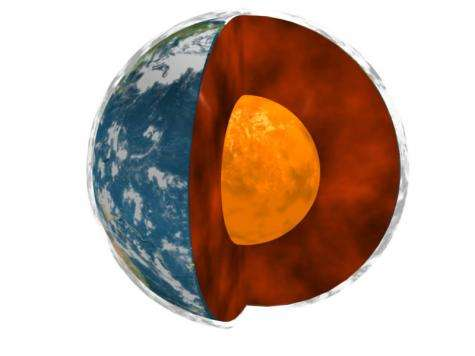 Going to Earth's core for climate insights