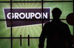 Groupon chief executive Andrew Mason believes the company is distancing itself from its rivals