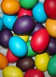 Healthier Easter Egg Hunt