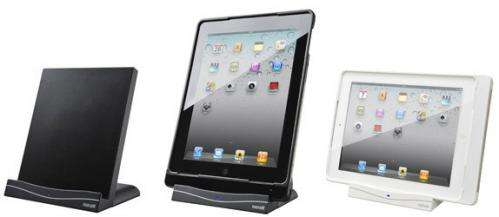 Hitachi Maxell announces 'Air Voltage' wireless charger for iPad2