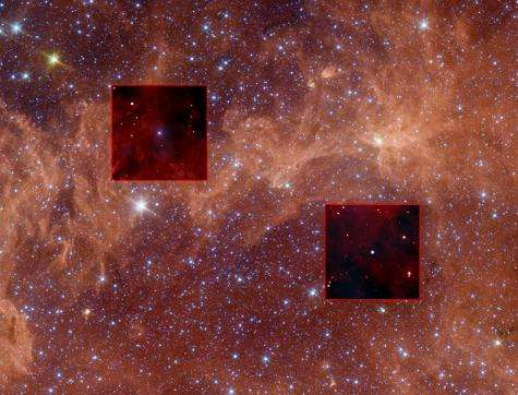 Hunting for the Milky Way's heaviest stars