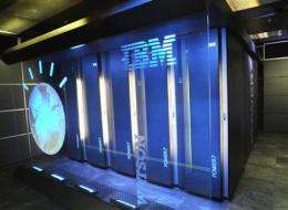 IBM's Watson named 'person' of the year by Webbys (AP)