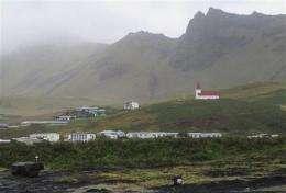Iceland's Katla volcano is getting restless (AP)
