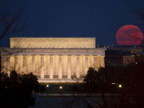 Image: Super Perigee Moon