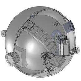 Inside the innards of a nuclear reactor