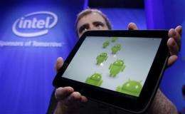 Intel's 3Q sings but computer market out of tune (AP)