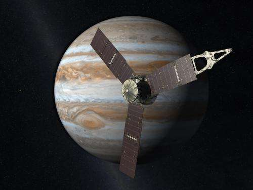 Juno spacecraft to Jupiter prepares to launch