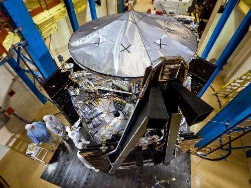 Jupiter Spacecraft Nearing Completion