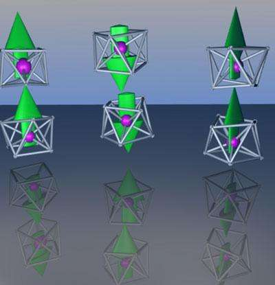 Researchers discover 'superatoms' with magnetic shells