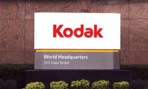 Kodak Eastman on revealed Thursday that surviving another year could hinge on selling patents