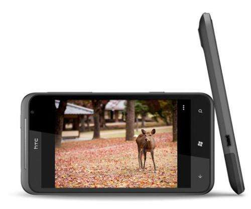 HTC Titan's a Mango monster: 4.7-inch Windows phone