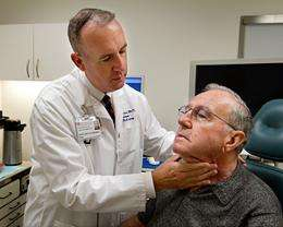 Larynx cancer treatment saves patients' voices
