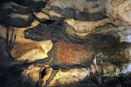 Lascaux's 18,000 year-old cave paintings are under threat as never before