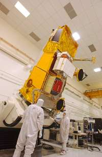 Launch of new satellite will sharpen weather observations