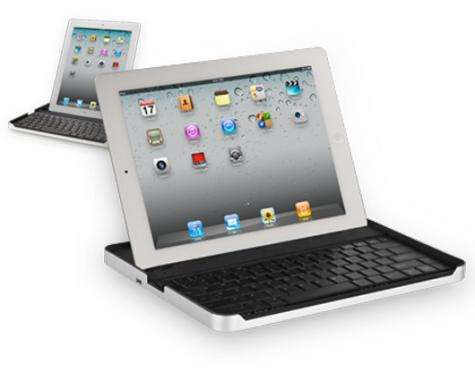 Logitech intros iPad 2 case with built-In keyboard