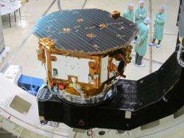 LISA Pathfinder takes major step in hunt for gravitational waves