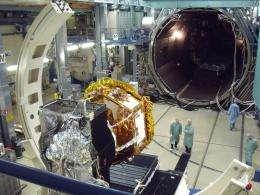 LISA Pathfinder takes major step in hunt for gravitational waves