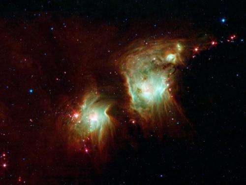 Making a spectacle of star formation in Orion