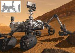 Mars 'Curiosity' has ORNL tech